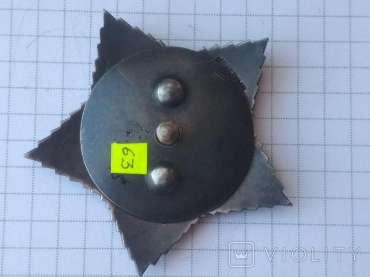 Орден Суворова (копия), фото №7