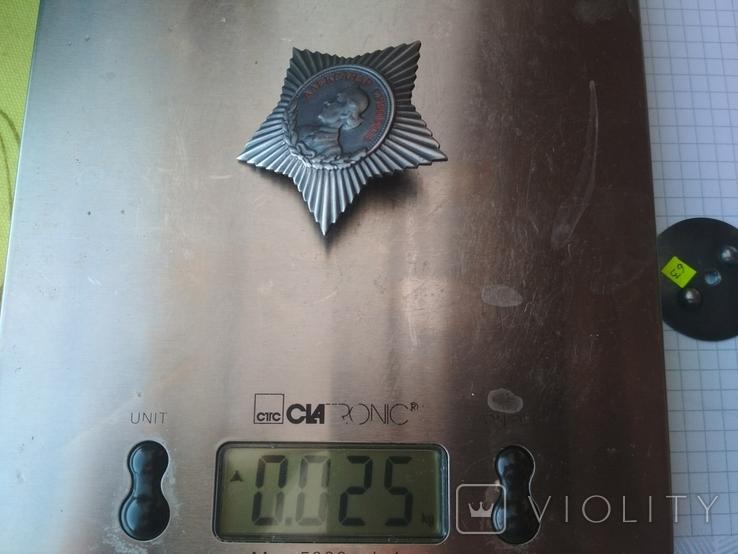 Орден Суворова (копия), фото №12