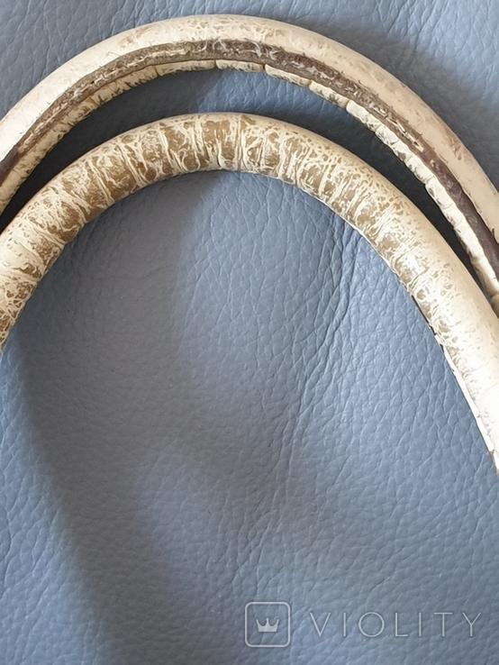 Сумка кожаная DKNY., фото №7