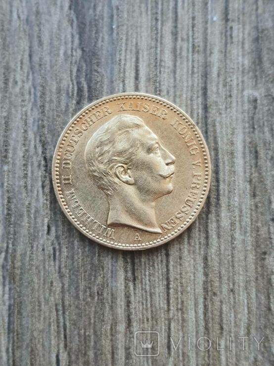 20 марок 1905 А року, фото №3