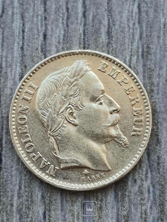 20 франків 1867 A року, фото №3