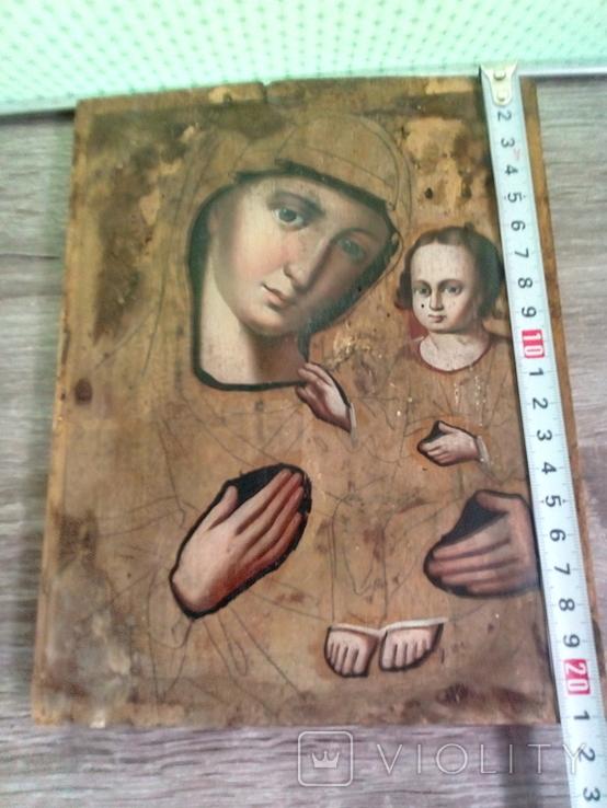 Икона Божией матери, фото №12