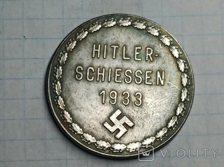 Адольф Гитлер 1933 копия, фото №2