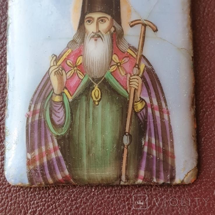 Финифть святитель Питирим Тамбовский, фото №5