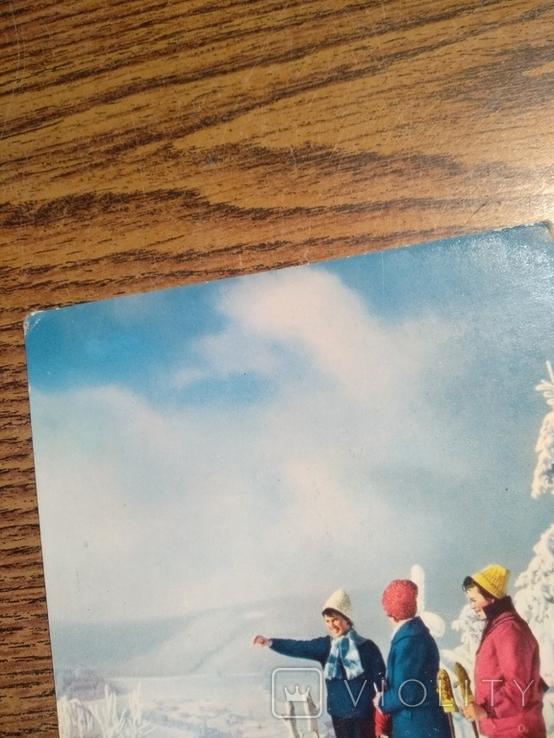 Лыжницы, фото №8