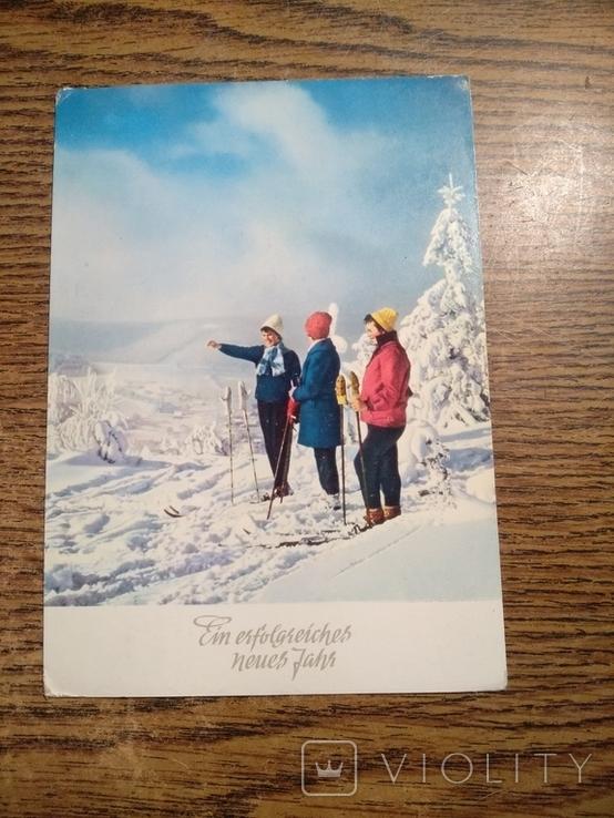 Лыжницы, фото №2
