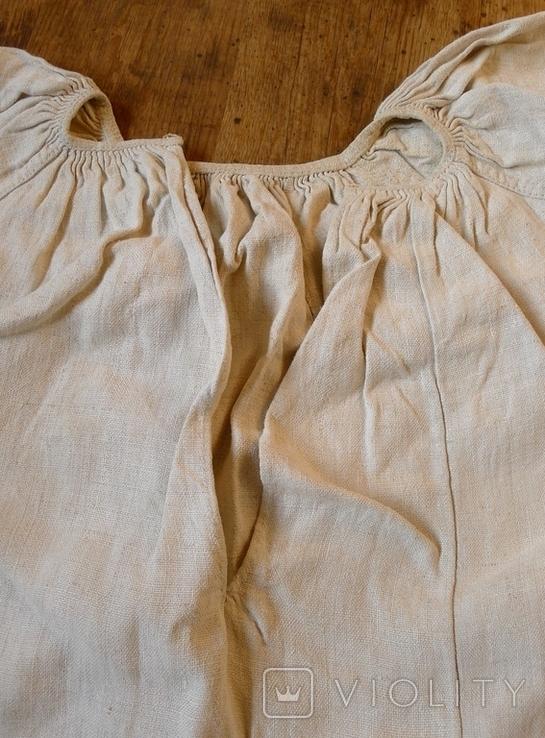 Старинная сорочка с вышивкой. № 2 ., фото №6