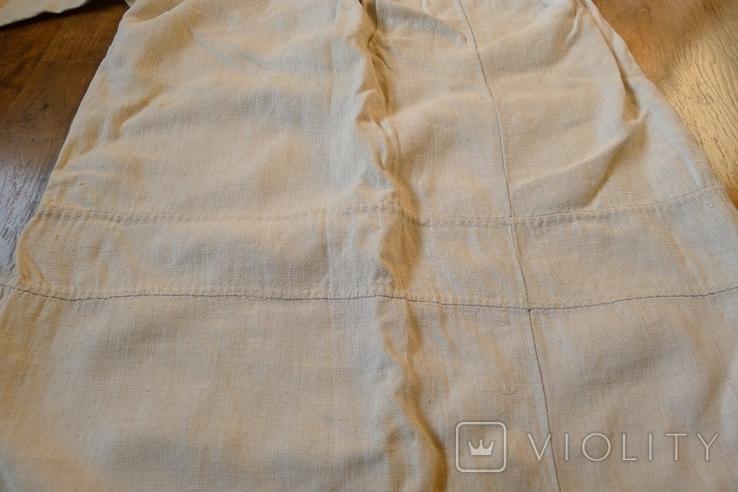 Старинная сорочка с вышивкой. № 2 ., фото №9