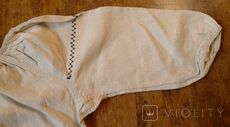 Старинная сорочка с вышивкой. № 2 ., фото №13