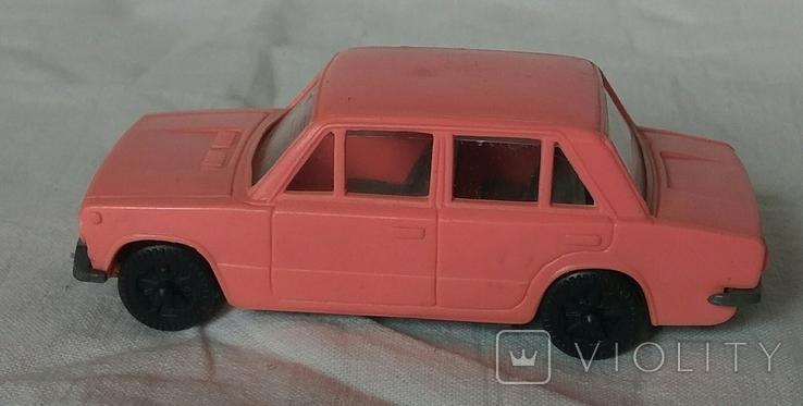 Ваз 2101. Подольская игрушка г. Климовск., фото №2