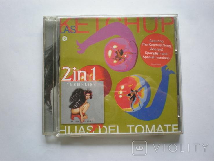 CD Латина Las Ketchup Natalia Oreiro, фото №2