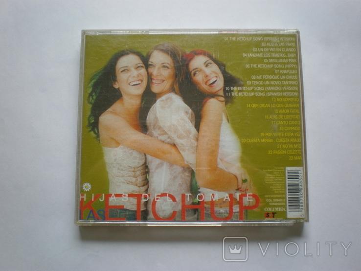 CD Латина Las Ketchup Natalia Oreiro, фото №3