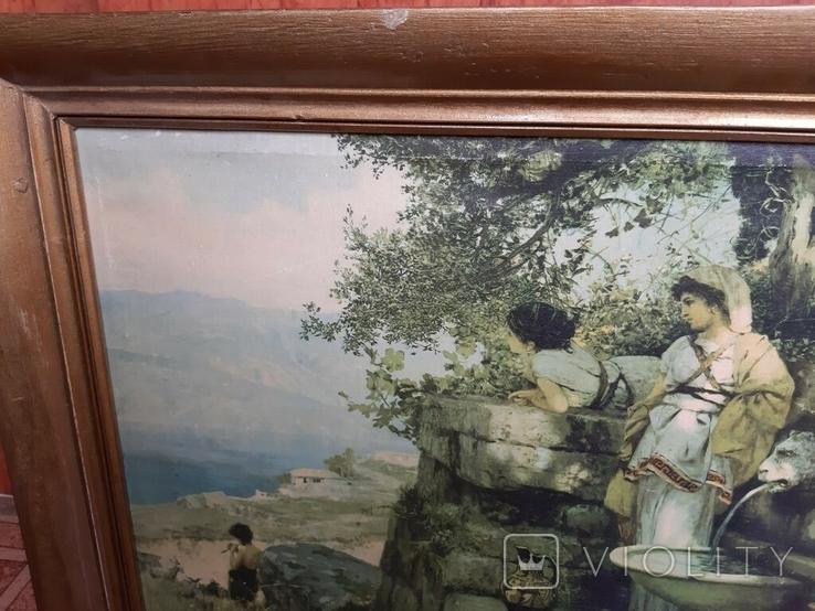 Картина-2 реплика, фото №4