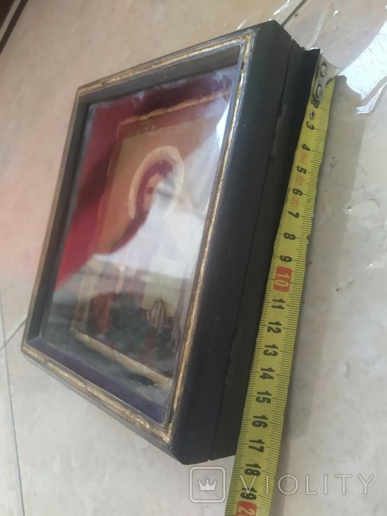 Вседержитель Икона в киоте, фото №11