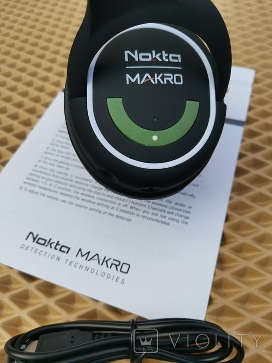 Наушники безпроводные Nokta Makro, фото №4