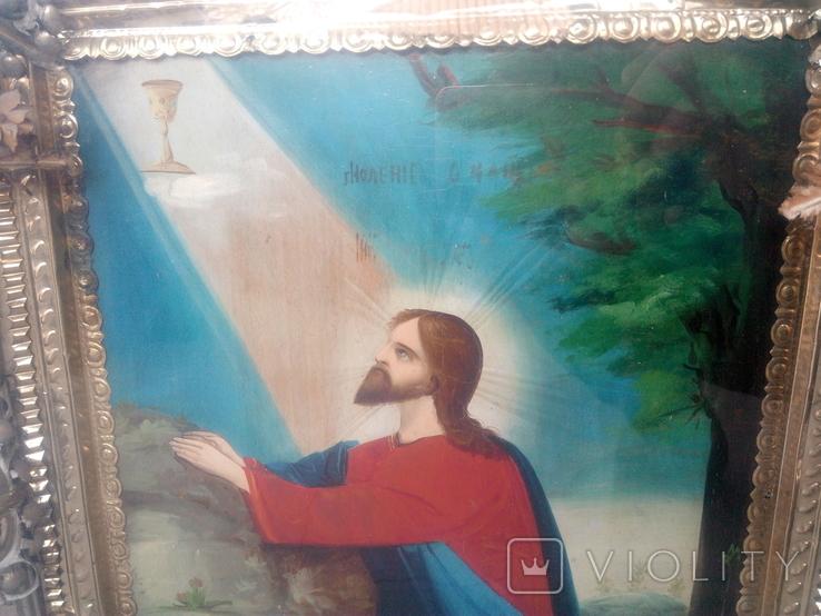 Икона моление оче, фото №4