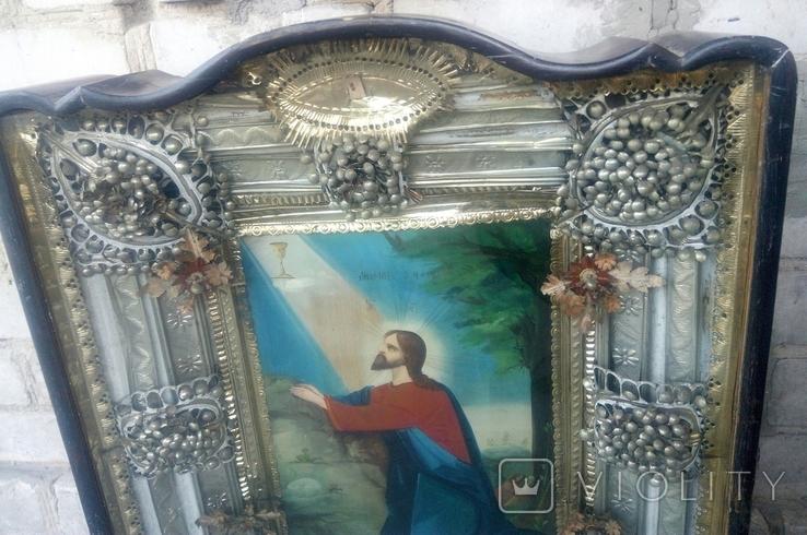 Икона моление оче, фото №6
