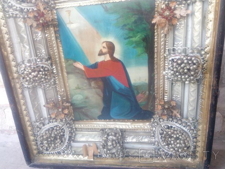 Икона моление оче, фото №7