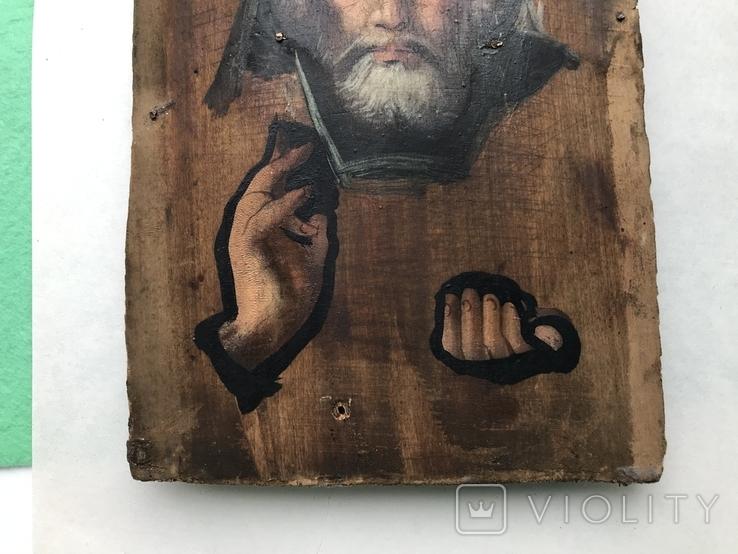 Икона Николай угодник, фото №4