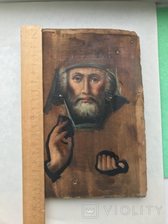 Икона Николай угодник, фото №6