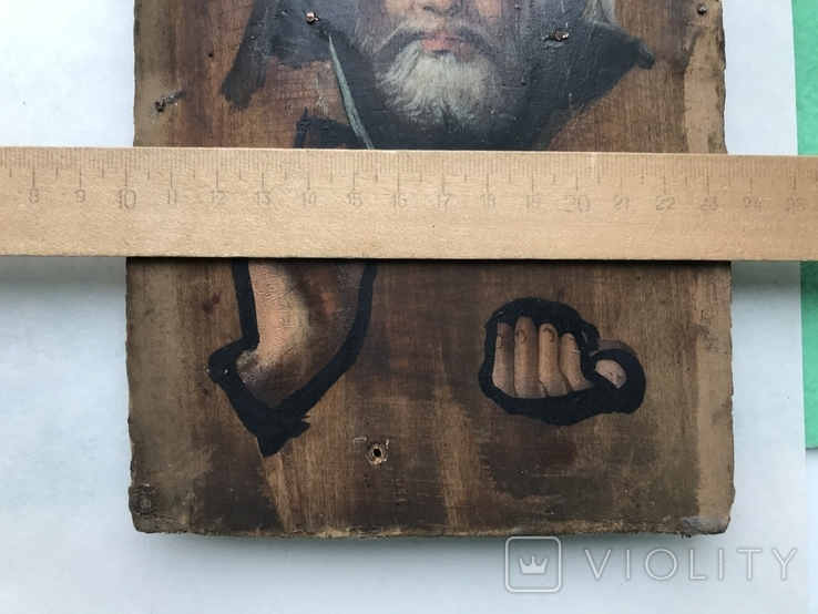 Икона Николай угодник, фото №7