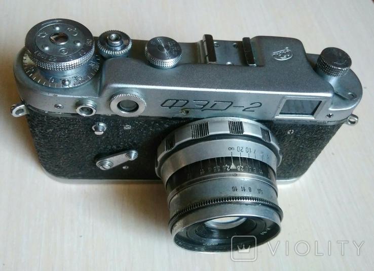 Фотоаппарат ФЭД 2, фото №2