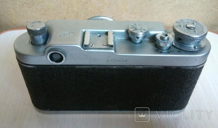 Фотоаппарат ФЭД 2, фото №3