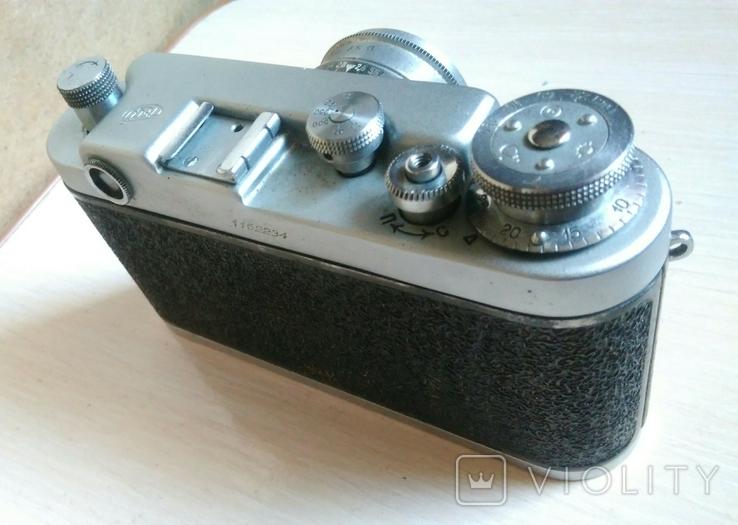 Фотоаппарат ФЭД 2, фото №4