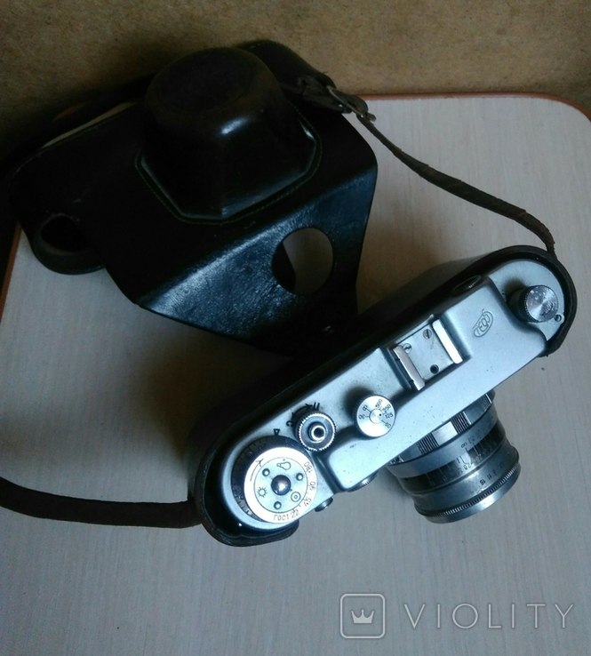 Фотоаппарат ФЭД 2, фото №7