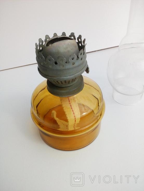 Керосиновая лампа из СССР, фото №6