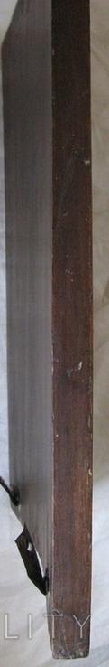 Св. Николай , размер 61.5 см х 44 см х 2.8 см - большая., фото №5