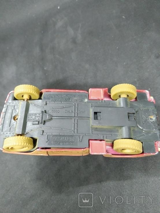 Пікап Chevrolet. Метал, фото №4