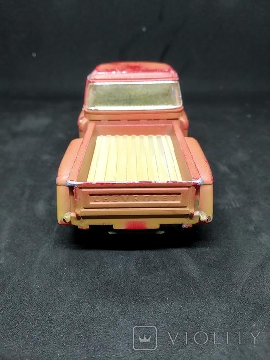 Пікап Chevrolet. Метал, фото №7