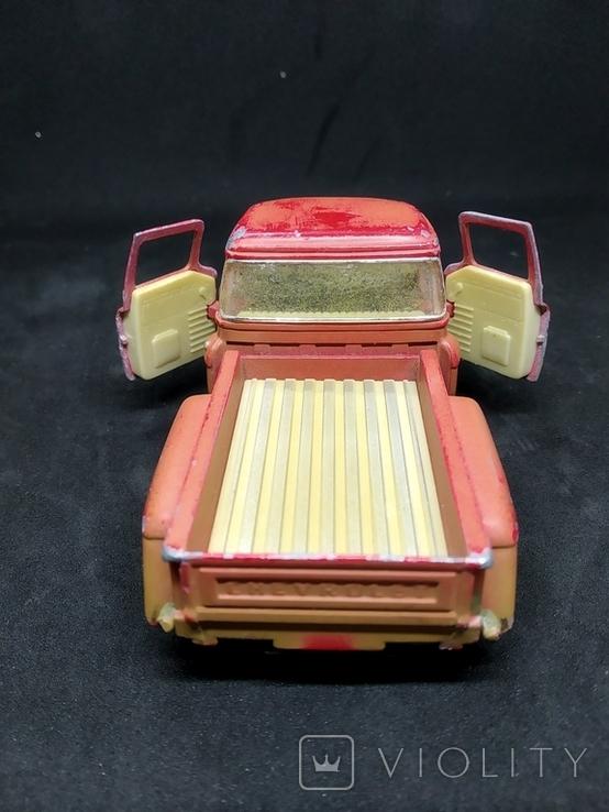 Пікап Chevrolet. Метал, фото №8