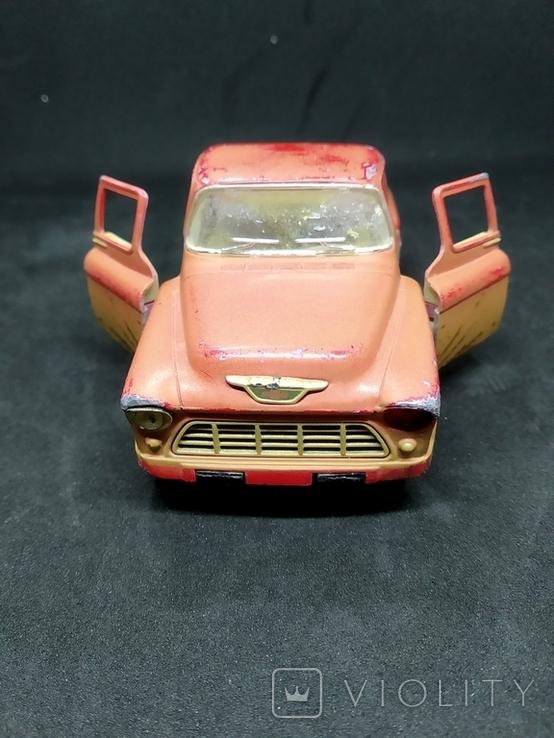 Пікап Chevrolet. Метал, фото №9