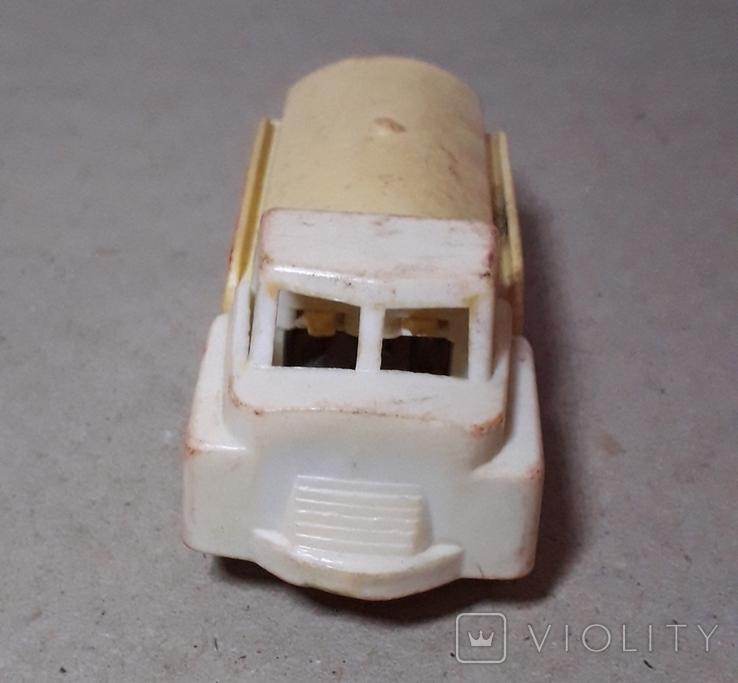 Машинка СССР Бочка, фото №3