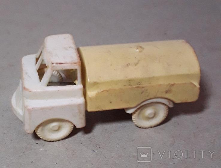 Машинка СССР Бочка, фото №4