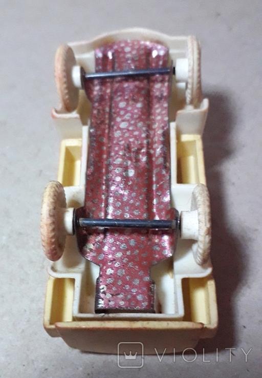 Машинка СССР Бочка, фото №5