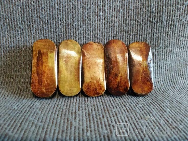 Костяной Браслет из США 24, фото №11