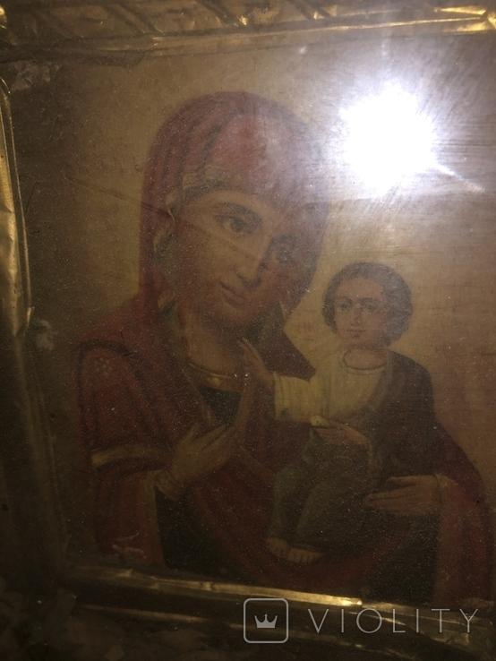 Икона Богородицы, фото №5