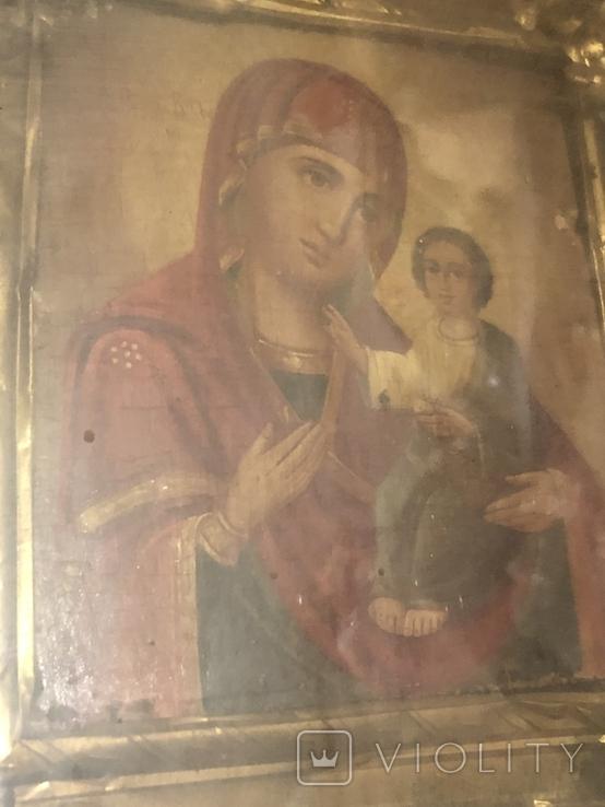 Икона Богородицы, фото №11