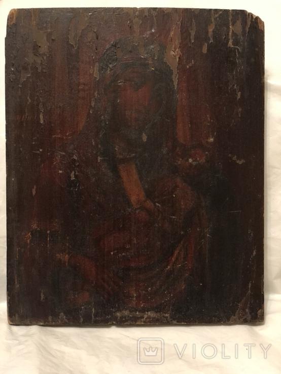 Икона Богородицы, фото №8