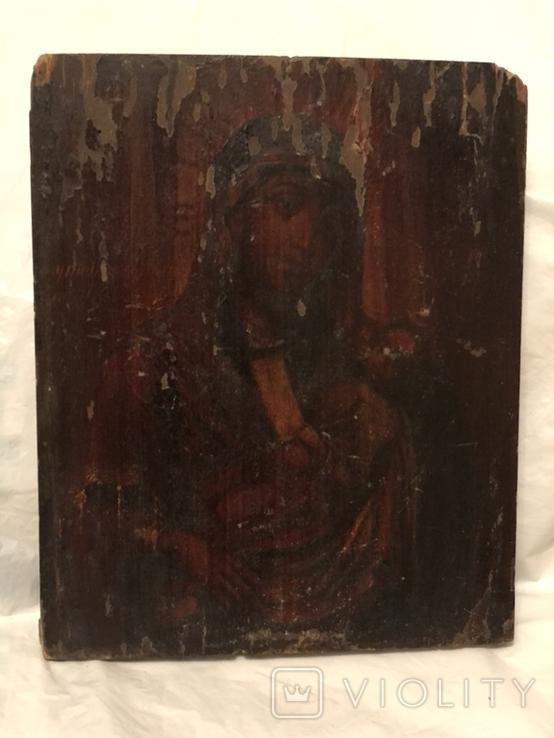 Икона Богородицы, фото №9
