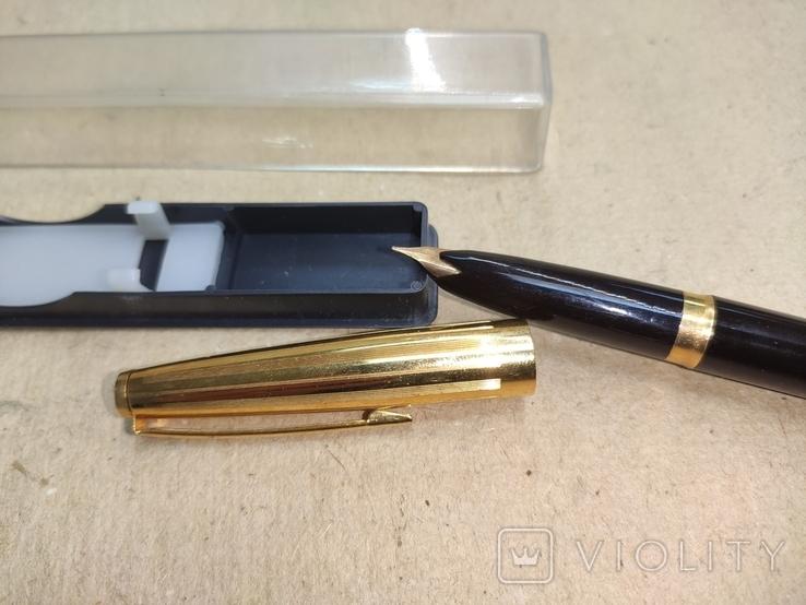 Золотое перо. Ручка из СССР. 1976г. цена 20-40., фото №5