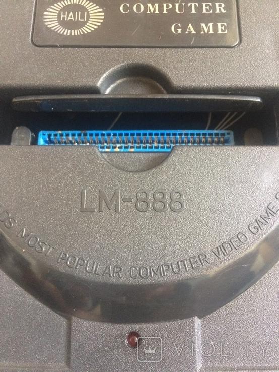 Приставка игровая HAILI LM-888., фото №8