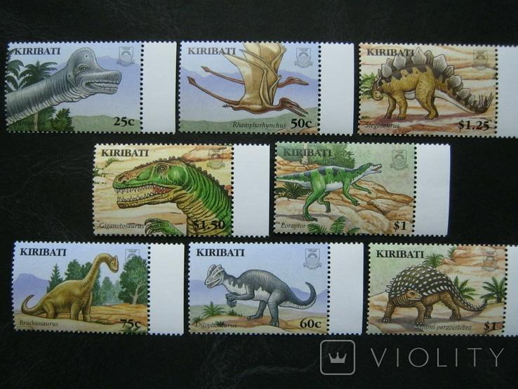 Фауна дино динозавры кирибати на кр 13.03.21