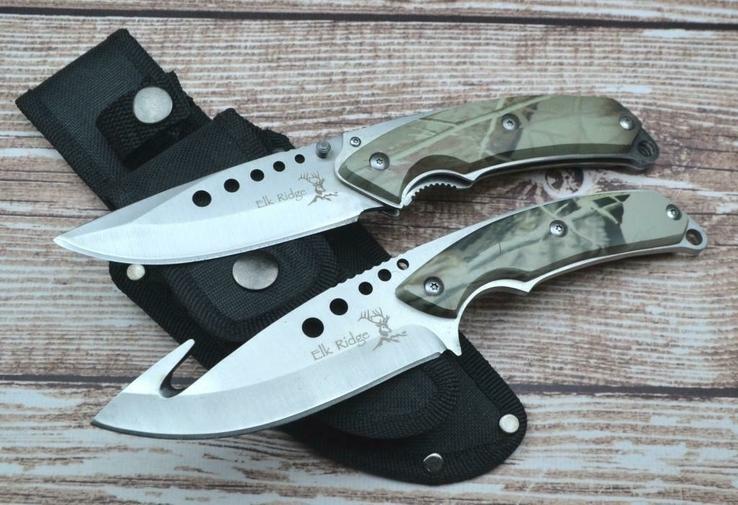 Набор ножей Elk Ridge, фото №2