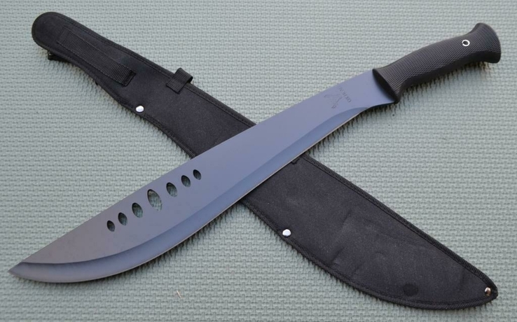 Мачете Ox Head kukri, фото №2