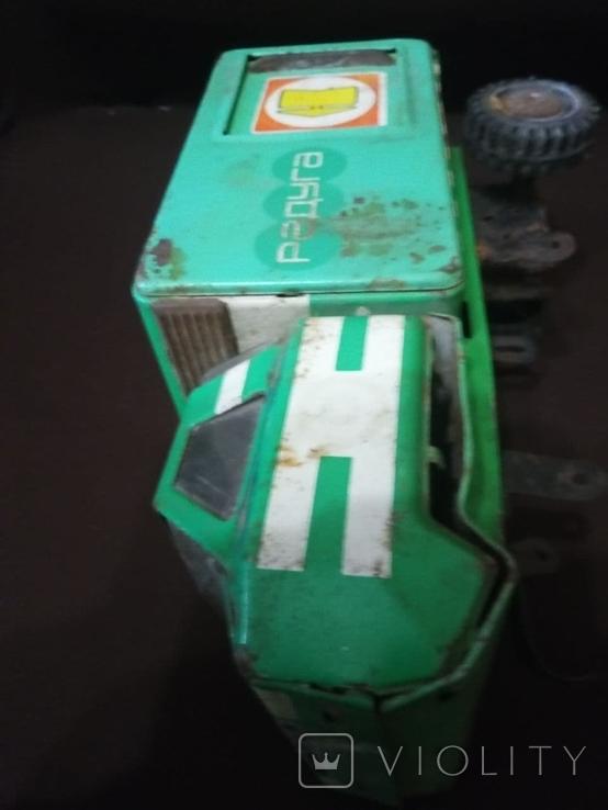 Грузовой автомобиль времен СССР., фото №5