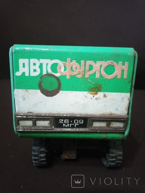 Грузовой автомобиль времен СССР., фото №6
